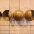 Plens i buids / Detall baix relleu Subirachs