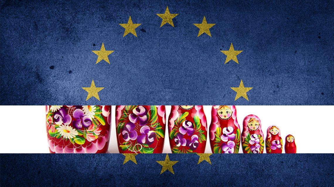 EUROPA I RUSSIA