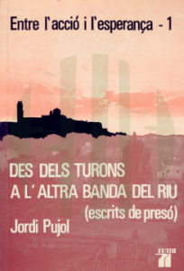 Lllibre Turons. Jordi Pujol.